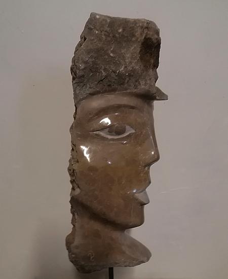 sculpture sur marbre yannick robert