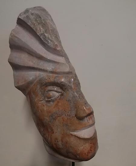 sculpteur sur marbre béziers yannick robert