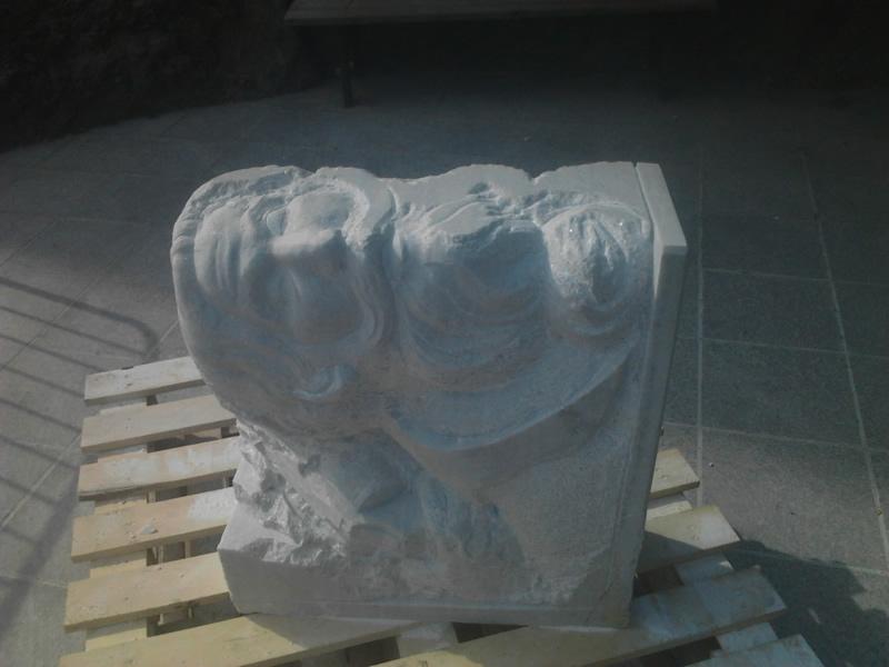 jaures en sculpture