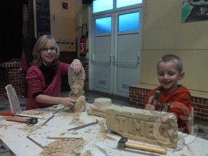 sculpture pour enfant