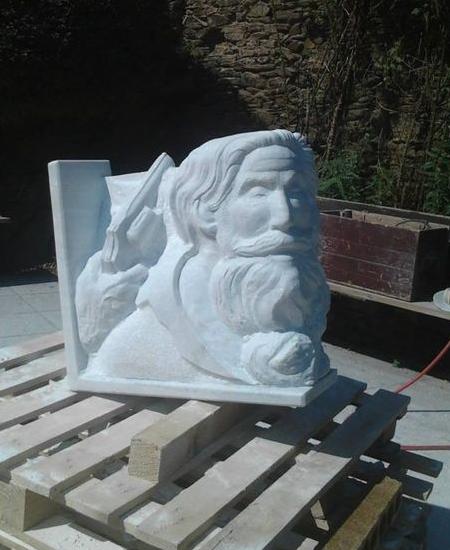 Sculpture de Jean Jaurès