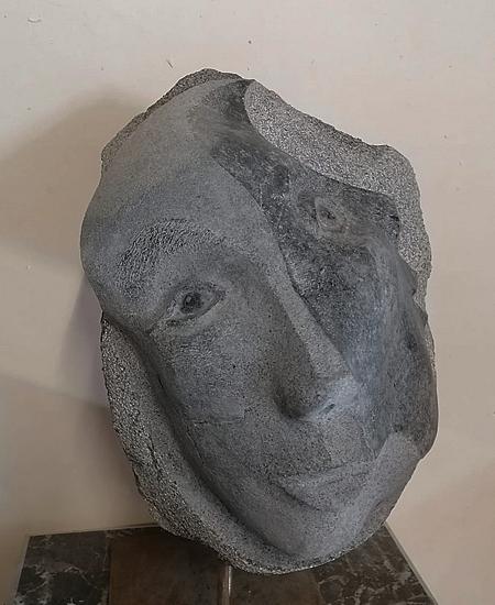 sculpture sur granit du Tarn.